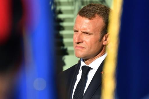 Emmanuel Macron rend hommage à Kofi Annan et à