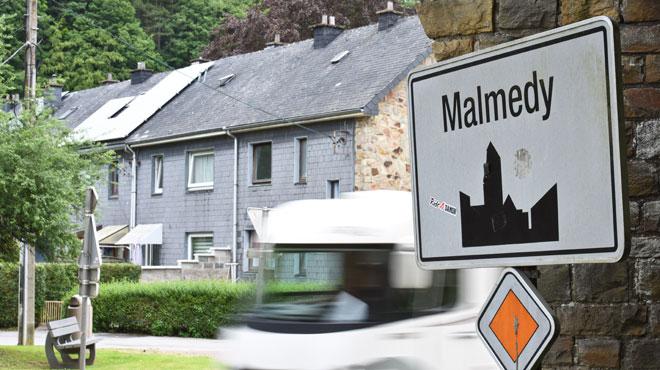Coups de couteau à Malmedy, un homme dans un état critique
