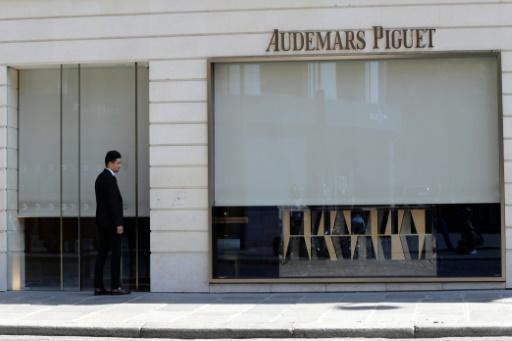 Paris: braquage dans une bijouterie, deux hommes en fuite