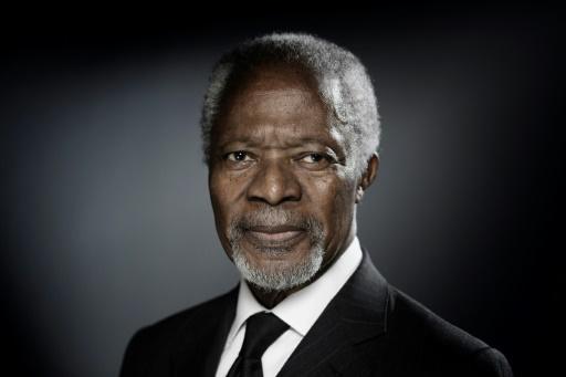 Réactions politiques au décès de Kofi Annan
