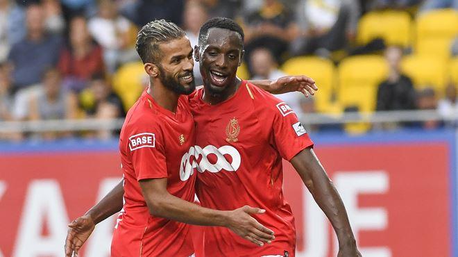 Le Standard renoue avec la victoire à Lokeren 1