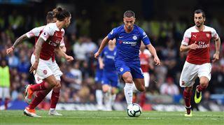Eden Hazard monte au jeu et fait gagner Chelsea (vidéo) 2