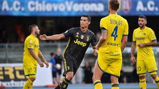 La Juventus a eu vraiment chaud pour la première de Cristiano Ronaldo (vidéo) 3