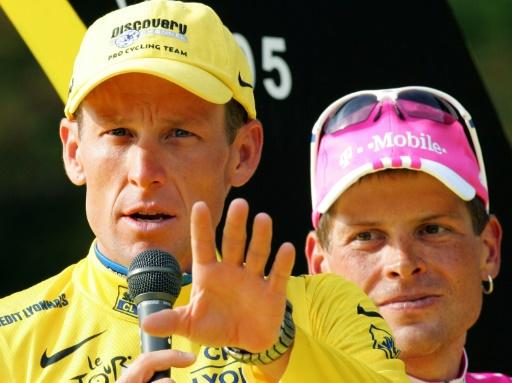 Quand Lance Armstrong rend visite à Jan Ullrich qu'il
