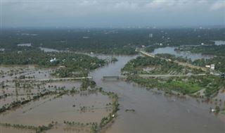 Inde- le bilan des inondations au Kerala passe à 357 morts