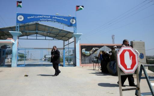 Israël ferme un point de passage avec Gaza
