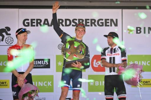 BinckBank Tour: victoire finale de Matej Mohoric