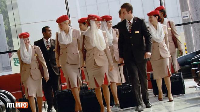 La compagnie aérienne Emirates recrutait ce dimanche à Bruxelles: pourquoi séduit-elle autant les jeunes?