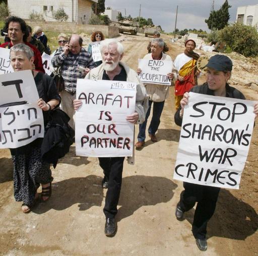 Décès en Israël d'une figure du camp de la paix et intervieweur d'Arafat