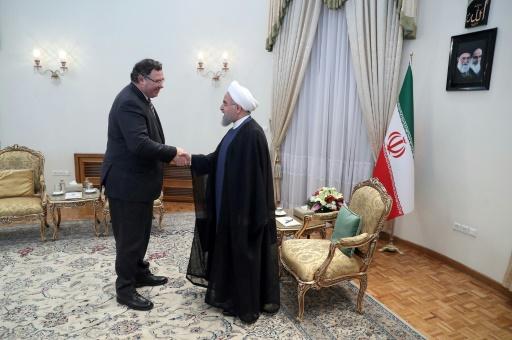 Energie: Total s'est officiellement désengagé d'Iran
