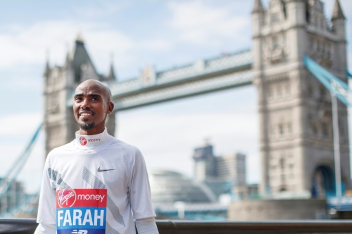 Great North Run: Farah tentera un record de victoires avant le marathon de Chicago