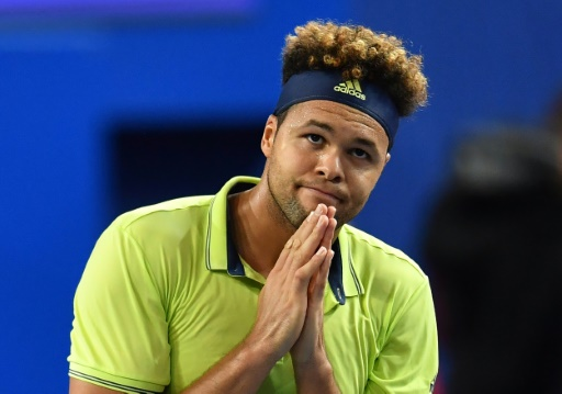 Tennis: Tsonga, toujours pas apte, forfait pour l'US Open