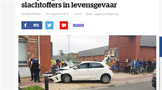 Un enfant de 5 ans décède dans un dramatique accident en Flandre- plusieurs personnes interpellées 2