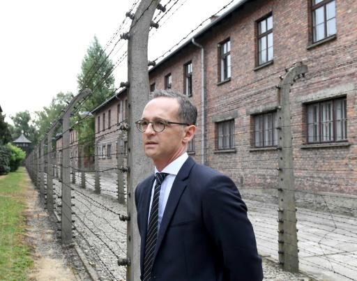 Auschwitz: la responsabilité allemande