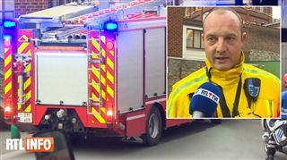 Le dégagement d'une fumée blanche provoque une intervention des pompiers à l'hôpital Sainte-Elisabeth à Namur- Les gens ont pris peur 3