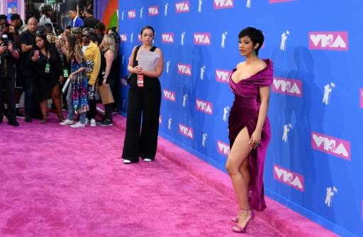 MTV Awards: Cardi B décroche un premier prix, hommage attendu à Aretha Franklin