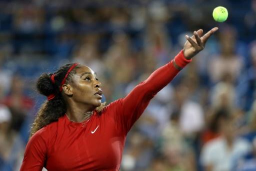 Tennis: Nike, Serena Williams et Virgil Abloh veulent séduire l'US Open