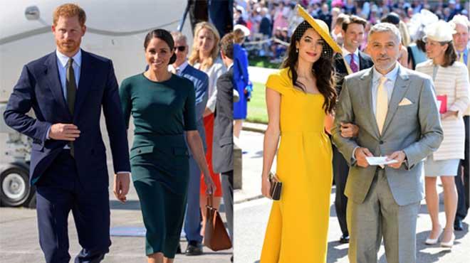 Fiesta, pasta et basket-ball: le week-end de folie en Italie du prince Harry et de son épouse Meghan chez George et Amal Clooney