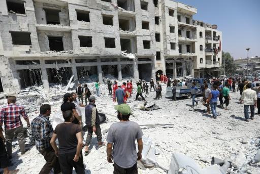 En Syrie, rapts et assassinats attisent la colère contre les insurgés d'Idleb