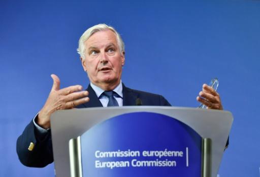 Brexit: l'UE et le Royaume-Uni vont désormais négocier