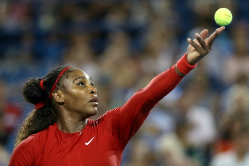 US Open: Serena Williams tête de série N.17