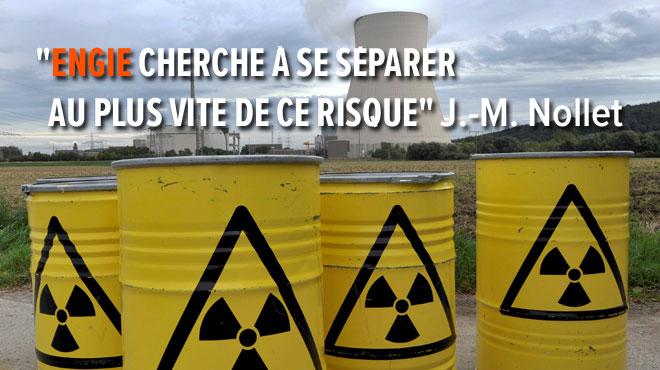 Stocker les déchets nucléaires de nos centrales va coûter DES MILLIARDS D'EUROS de plus que prévu: