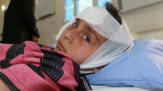 Au moins 22 enfants tués par une frappe de la coalition — Yémen