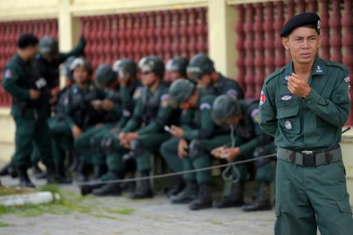 Le chef de l'opposition cambodgienne reste en prison