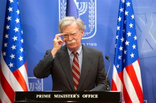 Iran: Washington ne cherche pas un changement de régime mais de
