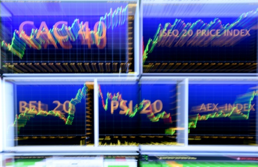 La Bourse de Paris termine en hausse de 0,22% à 5.420,61 points