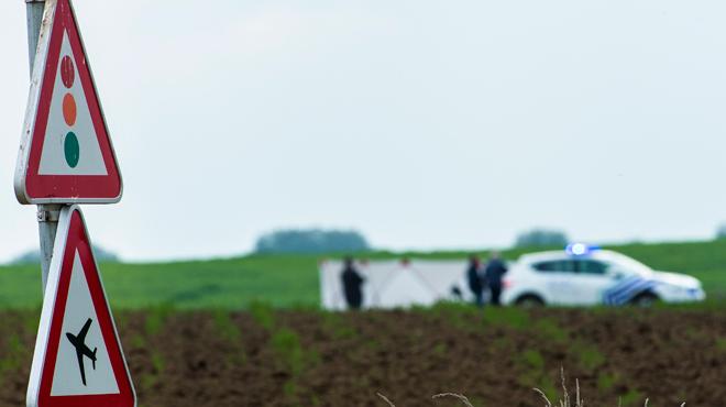 Deux Belges meurent dans un accident d'ULM en France