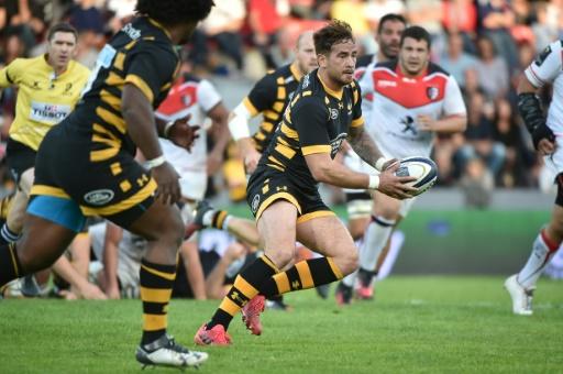 Rugby: l'Anglais Cipriani échappe à de nouvelles sanctions