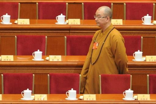 Chine: la police enquête sur un maître bouddhiste accusé de harcèlement sexuel