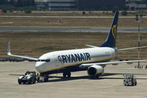 Grèves: Ryanair annonce un accord avec le syndicat des pilotes irlandais