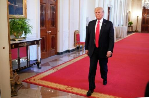 Trump: les marchés vont