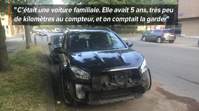 Alain se fait voler le pare-chocs et le hayon de sa voiture, il critique son assureur: l'assureur Partners expose sa version des faits