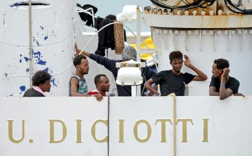 La Libye refuse d'accueillir 170 migrants bloqués sur un navire italien