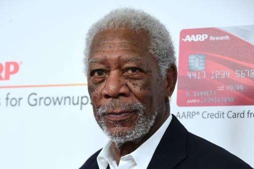 Morgan Freeman annoncé à Deauville en septembre