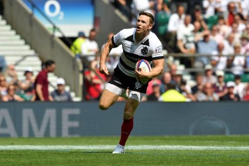 Rugby: Ashton suspendu sept semaines