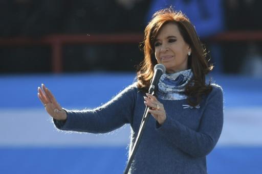 L'ex-présidente Kirchner, figure de l'opposition dans le viseur de la justice