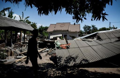 Indonésie: le bilan des séismes atteint 555 morts