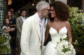 Pays basque- Vincent Cassel et Tina Kunakey se sont mariés