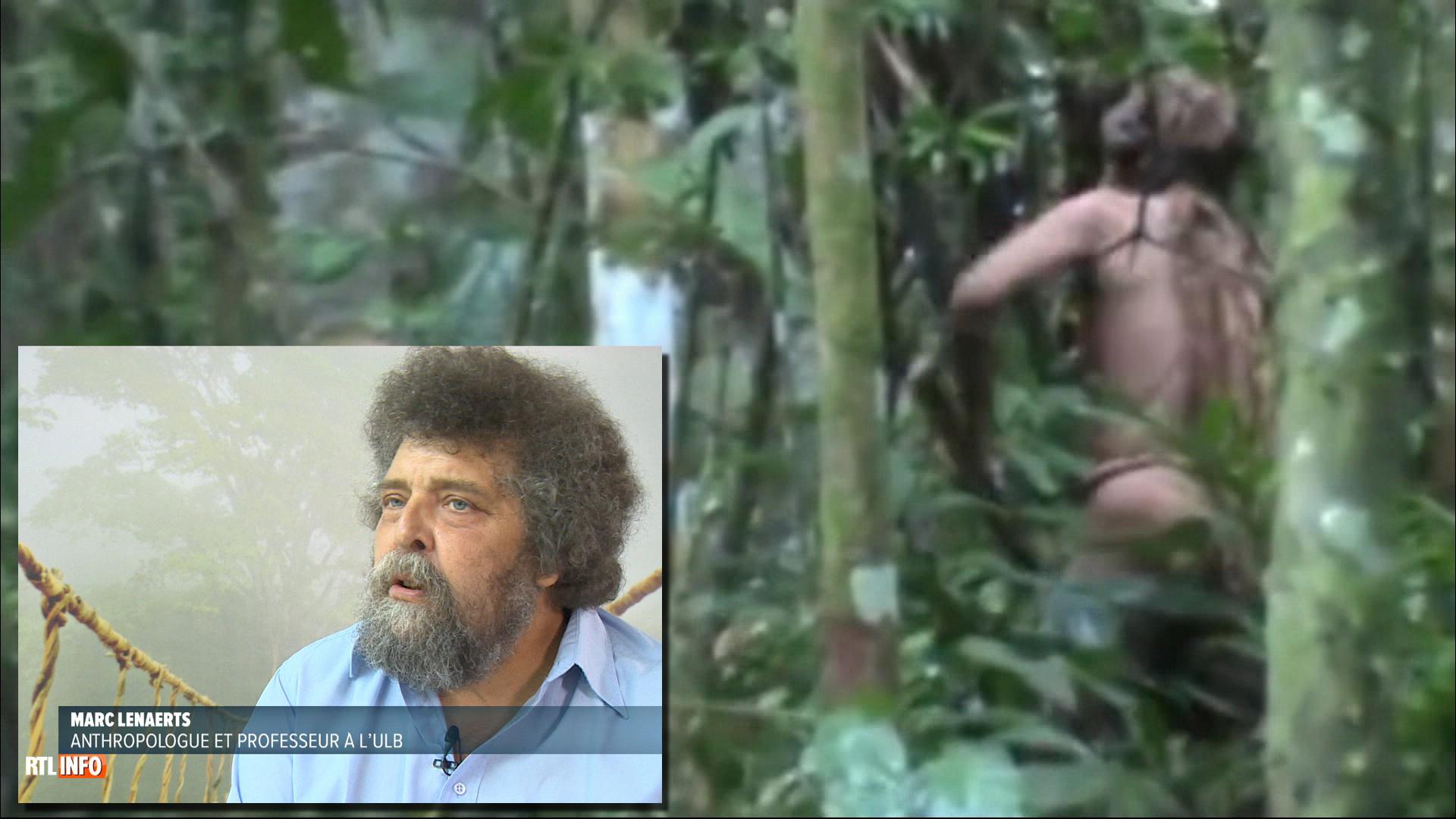 Homme vivant seul depuis 22 ans dans la forêt: