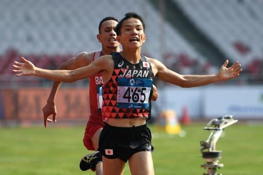 Jeux asiatiques/Marathon: le vainqueur accusé d'avoir poussé son rival