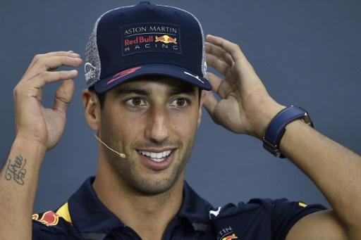 F1: Ricciardo