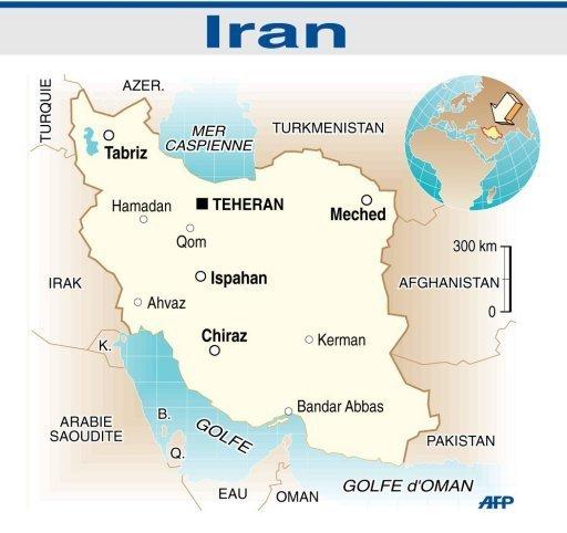 Séisme de magnitude 6,0 dans l'ouest de l'Iran (USGS)