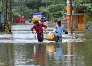 Inde- au moins 445 morts dans les inondations au Kerala