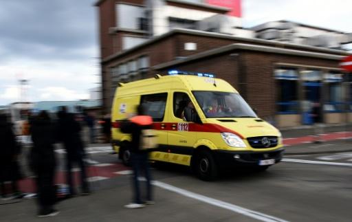 Belgique: un policier tué par balle lors d'un contrôle