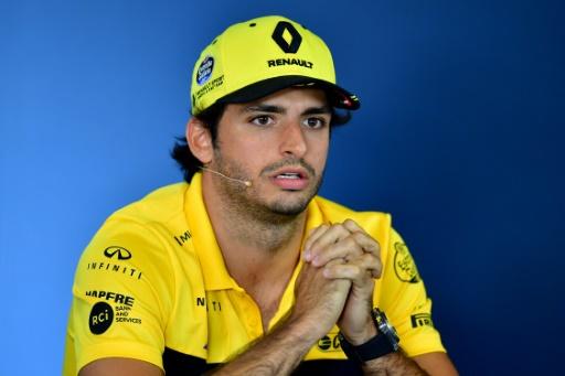 GP de Belgique: Sainz Jr (Renault) et Vandoorne (McLaren) partiront en dernière ligne