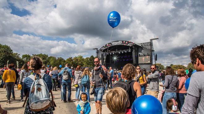 Environ 49.000 festivaliers pour la sixième édition des Solidarités à Namur